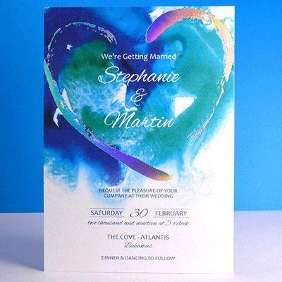 Invitations Foil