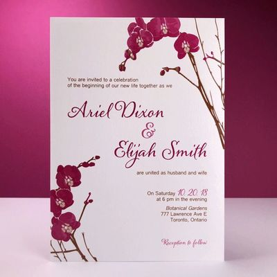 Invitations Thermography