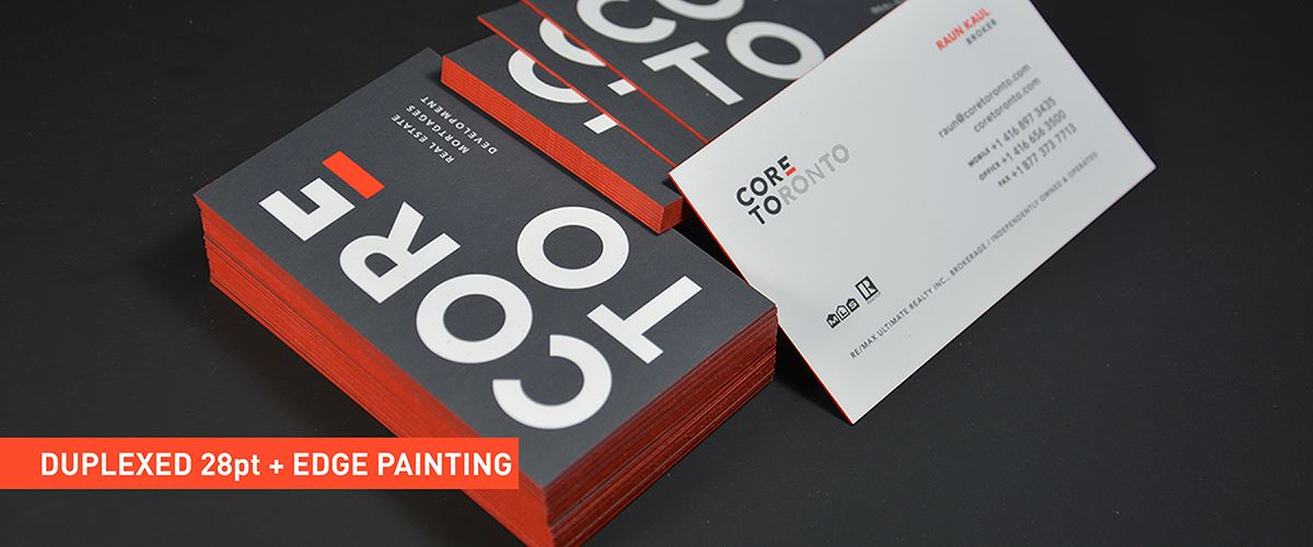Soft touch business cards captain print soft touch business cards duplexd edge painted reheart Choice Image