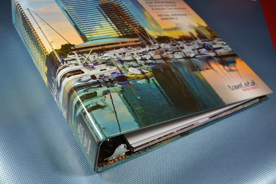 Hardcover Binders