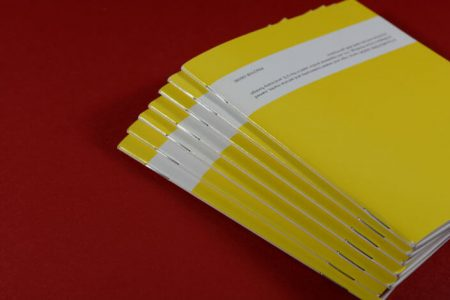 Saddle Stitching - Booklets