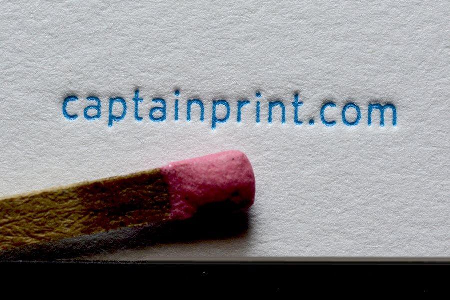 Letterpress Lettra
