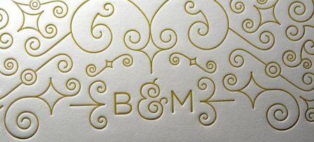 Letterpress Printing - Craftsmanship