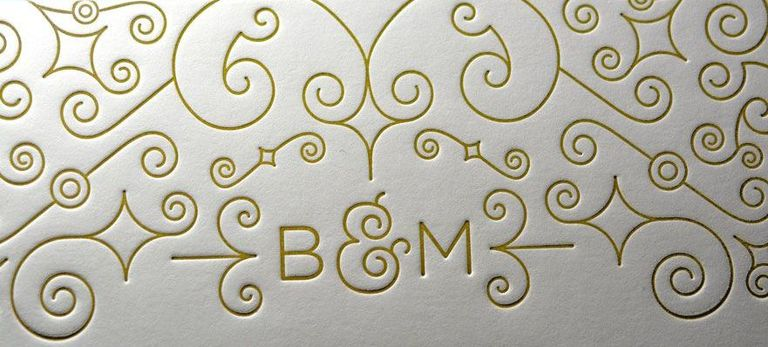 Embossed Business Card Printing Company in Mississauga
